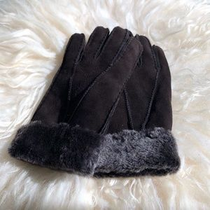 Accessories - Soft leather gloves